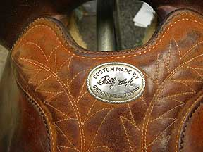 Billy Cook Western Saddle