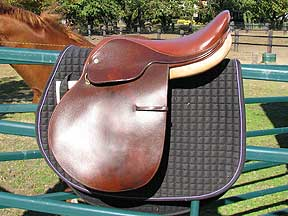 Lancer English Saddle