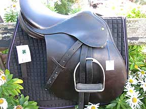 Northrop English Saddle