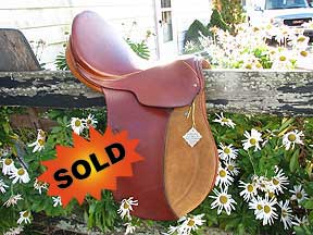 Rittmeister Fels Bach AG English Saddle