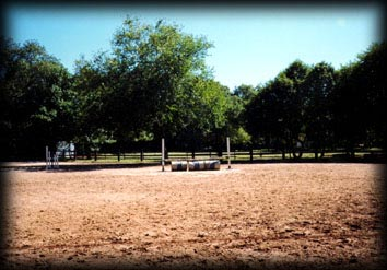Photo of riding ring